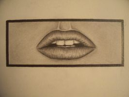 Lips Study by ChemicalsSavedMe