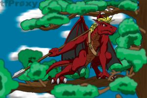 Reward for Griffindragon by tfproxy