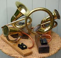 iPhone Amplifiers by Discotroll
