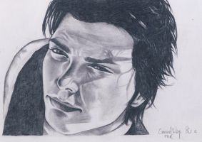 Gerard Way 2 by Warnstrom