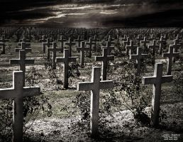 Cemetery by JoelRemy222