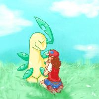 30 Day Pokemon Challenge Day 3 by Little-Lovely