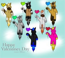 Happy Valentines Day by xEntourage
