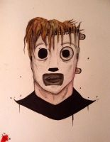 Corey Taylor by WingedAvenger