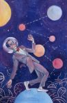 Pee-Wee in Space by RayGunNoey