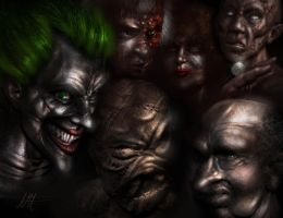 Arkham by BustedFluxcapacitor