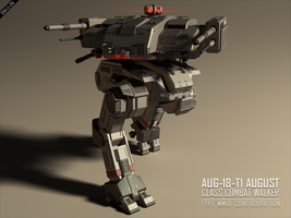 AUG-18-T1 August Combat Walker by Progenitor89