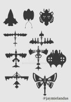 TopDown Shooter Designs 01 by jaymie25