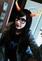 Vriska Cosplay WIP by MissDespair117