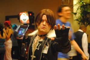 Squall Leonheart by Wintermoonfeather