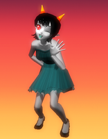 MMD Promstuck Terezi Download by MelissaChao