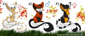 Adoptable batch by Shire7