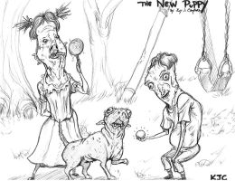 The NEW puppy by NM8R-KJC