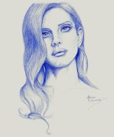 lana del rey by viper-boy10