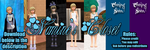 MMD Namine's Closet (NEW AND IMPROVED) by Dramakid99