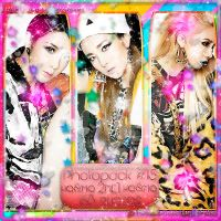 +Photopack #15 2NE1 {CRUSH-02} by SaviourHaunted