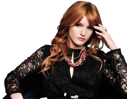 Bella Thorne Png by ParadisePngs