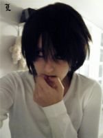 L Lawliet ~ Cosplay by SnowBreeze-Puff