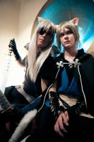 Lamento - Rai and Konoe by Elffi
