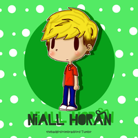 Niall Horan mini by demijonas28
