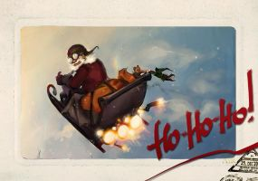 Ho, ho, ho :: requested by erebus-odora