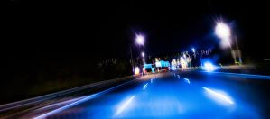 Warp speed by lomatic
