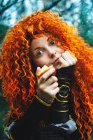 Merida - Scottisch Princess by shua-cosplay