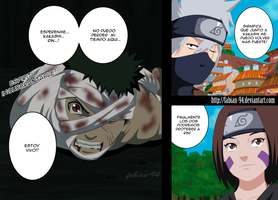 Naruto manga 602: [vivo]   pagina final by FabianSM