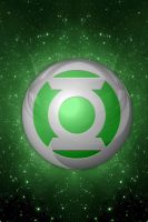 Green Lantern Sphere Ipod Touch Background by KalEl7