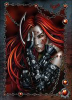 Scars by Candra