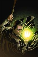 Dresden Files Cover 1 Unused by th3rdworld