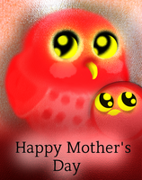 Mother's Day Owls by MrPr1993
