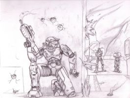 Halo by Metal-Ink