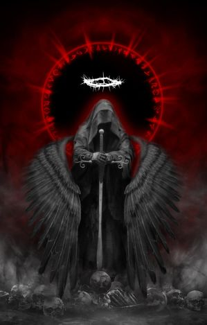 Dark Angel by djwwinters