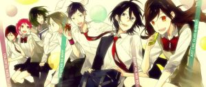 Horimiya by koreananimelover