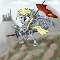 Derpy Warlord by rule1of1coldfire