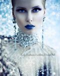 Ice Queen by LadyDarknessDarkling