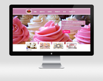 cupcake website by Mushy-Gushy