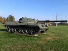 Leopard 1 Main Battle Tank by Legate47