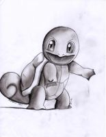 Squirtle by RupertRock