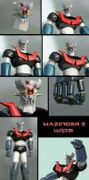 Mazinger Z W.I.Ps 2 by DrAkMa