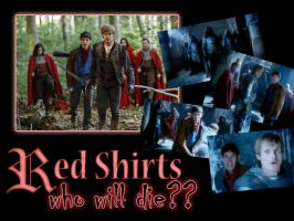 Red Shirts by Seconds-Design