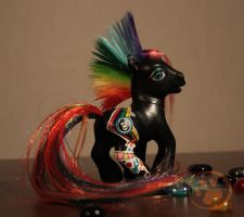 MLP: Rainbow by Fjodor