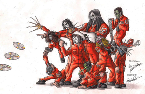 Slipknot by Caio-Victor