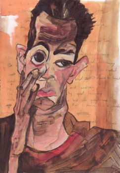 Schiele by look----Esther