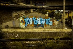You Know Us by RevoHD1