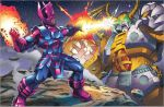Unicron vs. Galactus by ZeroMayhem
