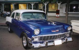 1956 Chevy Bel Air by wannabemustangjockey