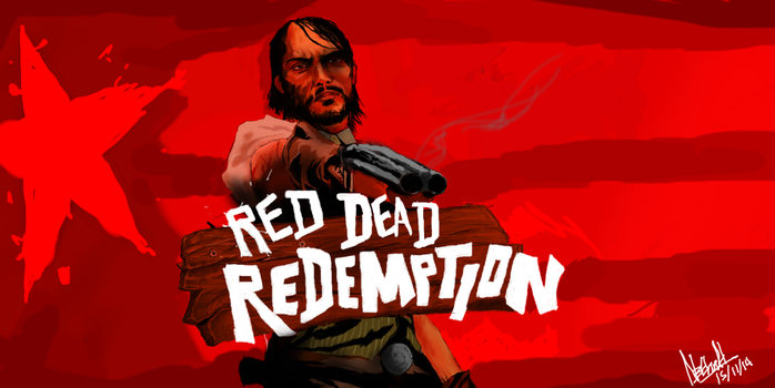RED DEAD REDEMPTION by N3thruH