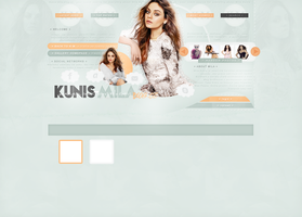 Ordered cpg theme ft. Mila kunis by JacqueBiebs